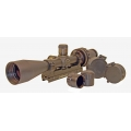 M-1000 25-10X44 LEATHERWOOD AUTO RANGING TRAJECTORY SCOPE