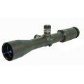 3 - 9 x 40 mm  with four dial rings and No Math Dot Reticle, 30mm Main Tube