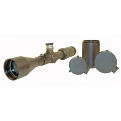 4  - 16 x 50mm With UNI-DIAL , Mil Dot Reticle and an Extended Sunshade, Top-Angle Focus , 30mm Main Tube