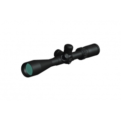 3 - 12 x 50mm With Mil Dot Reticle and an Extended Sunshade , Top-Angle Focus (30mm)