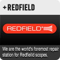 We are the world's foremost repair station for Redfield scopes.